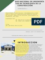 Costo y presupuesto Acoyapa