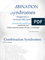 Mk Sastry COMBINATION Syndromes Diagnostic 2.Pptx