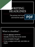 writing_headlines.ppt