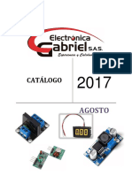 Catalogo Linea Estudiantil Agosto 2017 PDF.