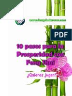 10 Pasos Prosperidad Feng Shui