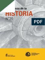 Enseñanza de la Historia contemporanea
