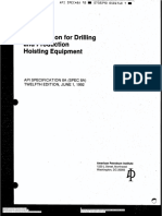 API Spec 8A  Spec for Drilling and Production Hoisting Equipment.pdf