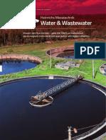 Wasser Abwasser En