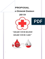 Proposal Donor Darah
