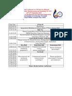 ICAM Schedule V6