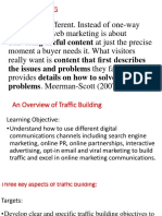 Traffic Building Ppt Bsmkt204