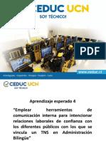 Comunicacion Organizacional Comunicación Interna