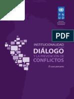 PNUD_2014 -Institucinalidad para el dialogo y prevencion de conflictos.pdf