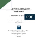 TD Assessing of CB restrike risks using wavelet.pdf