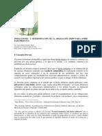 INFRACCIONES  PRESUNCIONES 6.0