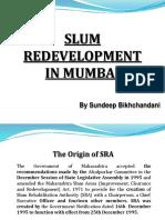 SRA IN MUMBAI by Bhikchandani.pptx