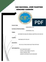 Informe de suelos I- análisis granulometrico (henry alva saavedra)