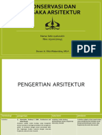 Konservasi dan pusaka arsitektur ppt.pptx