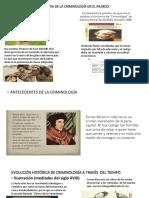 Expo Historia de La Criminología en El Mundo