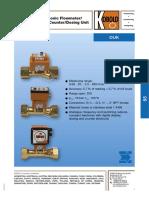 DUK Flowmeter