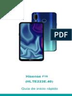 Guía de usuario Hisense HLTE 223E