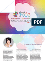 eBook Colorindo Emocoes