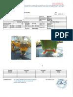 Certificat Code Couleur Treuil Air Planche