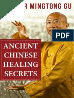 secretos antiguos chinos de sanación