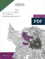 Antologias. Desarrollo Urbano Arq. XIX