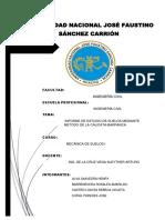 Informe de MS- excavación de calicata (alva saavedra henry)