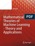 Mathematical Theories of Machine Learning - Theory and Applications-Springer International Publishing (2020)