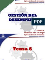02 - Gestion Desempeño (t. 6) Luis Pulgar