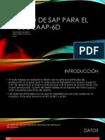 Diseño de SAP Zaap