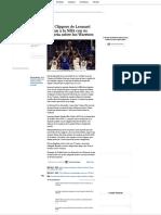 Los Clippers de Leonard Avisan a La NBA
