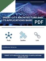 Resenha - Arquitetura de Redes sem fio para Smart City (2015)