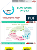 2 PLANIFICACION INVERSA