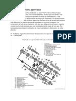 Caja de Cambio Manual de Dos Ejes(Ckase)