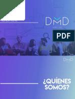 DMD Paquetes