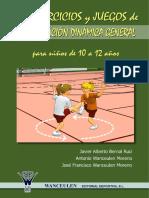 100 ejercicios y juegos de coordinación dinámica.pdf