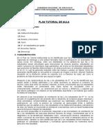 Ejemplo Plan Anual de Tutoria_ Aula