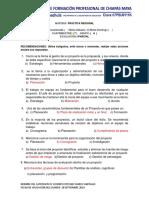 Examen II Parcial 7 Sabado Contestado