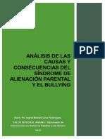 4. Analisis de Las Causas y Consecuencias Del Sap y Bullying