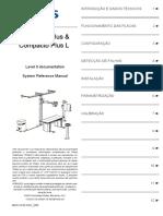 MAN.19.89.REC_08R - Manual de Serviço e Instalação - Compacto Plus e Compacto Plus L - Pt-BR