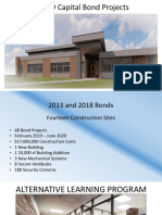 KPS_Board Presentation 2019 Capital Bond Projects