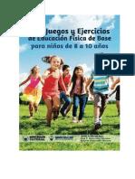 Wanceulen - 400 juegos y ejercicios de e.f. de base para niños de 10 a 12 años