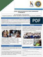 Desarrollo de material didáctico pedagógico
