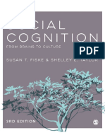 Social Cognition, From Brains to Culture (2013)