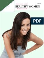 2018-08-01 Smart Healthy Women