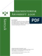 ESKHULT - Latin Bible Versions in the Age of Reformation & Post-Reformation.. 2006