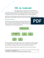 XML in Android.docx