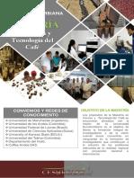 Brochure - Maestría en Ciencia y Tecnología del Café.pdf