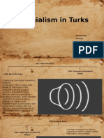 Colonialism in Turks
