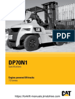 Cat DP70 N1 Forklift Brochure.pdf