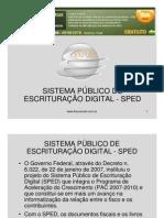 SPED Contábil_Seminário